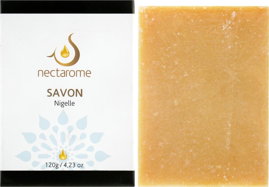 Мыло на основе масла нигелле - Nectarome Soap