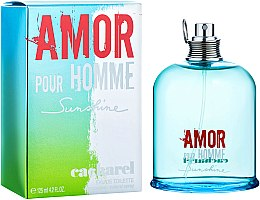 Духи, Парфюмерия, косметика Cacharel Amor Pour Homme Sunshine - Туалетная вода