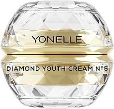 Духи, Парфюмерия, косметика Омолаживающий крем для лица и укрепления контура губ - Yonelle Diamond Youth Cream