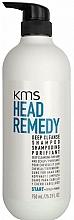Духи, Парфюмерия, косметика Глубоко очищающий шампунь - KMS California Head Remedy Deep Cleanse Shampoo