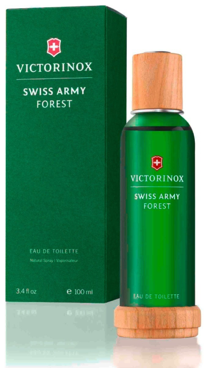 Victorinox Swiss Army Forest - Туалетная вода