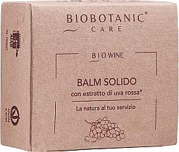Духи, Парфюмерия, косметика Бальзам для волос - BioBotanic Biowine Balm