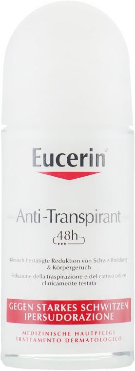 Антиперспирант-ролик 48 часов - Eucerin Deodorant 48h Anti-Perspirant Roll-On