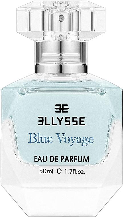 Ellysse Blue Voyage - Парфюмированная вода