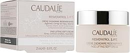 Духи, Парфюмерия, косметика Крем-лифтинг для лица - Caudalie Resveratrol Face Lifting Soft Cream