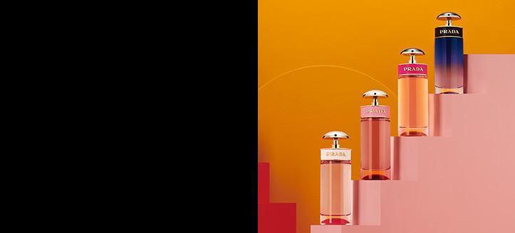 При покупке любого аромата Prada, получите в подарок набор пробников