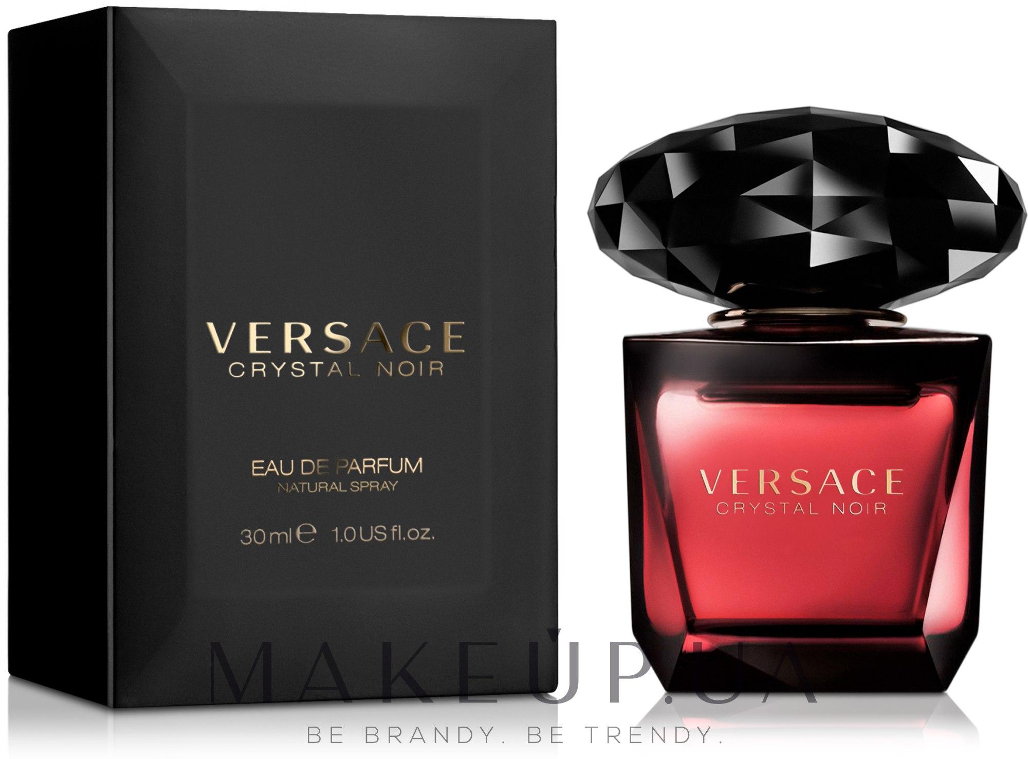 Versace Crystal Noir - Парфюмированная вода — фото 30ml 9c7310793fac1