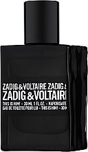 Духи, Парфюмерия, косметика Zadig & Voltaire This is Him - Туалетная вода (тестер с крышечкой)
