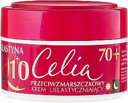 "Духи, Парфюмерия, косметика Крем от морщин ""Орхидея"" - Celia Q10 Face Cream 70+"