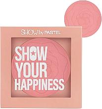 Духи, Парфюмерия, косметика Румяна - Pastel Show Your Happiness