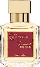 Духи, Парфюмерия, косметика Maison Francis Kurkdjian Baccarat Rouge 540 - Парфюмированная вода (тестер с крышечкой)