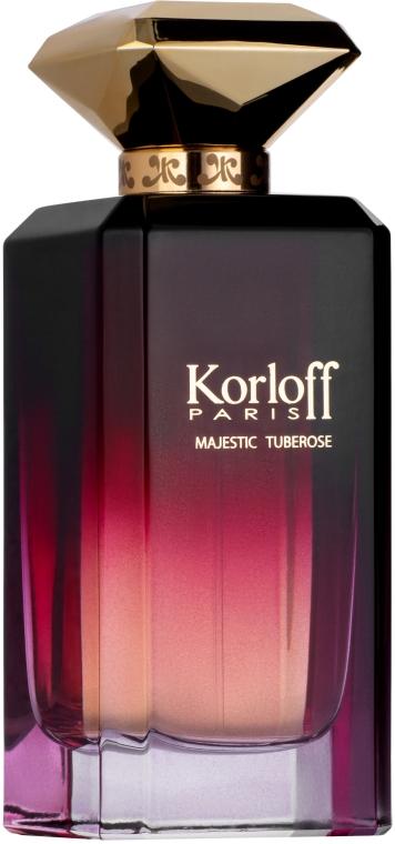 Korloff Paris Majestic Tuberose - Парфюмированная вода (тестер без крышечки)