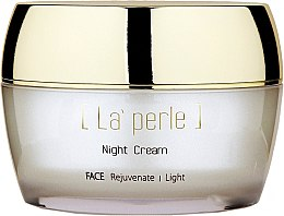 Духи, Парфюмерия, косметика Крем для лица, ночной - Sferangs La'perle Night Cream