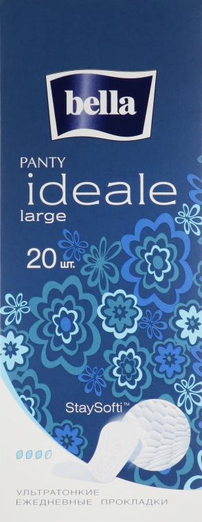 Прокладки Ideale Panty Large, 20 шт - Bella
