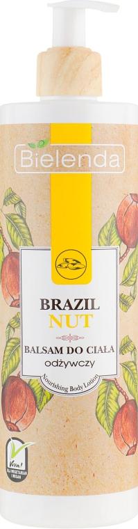 Бальзам для тела - Bielenda Brazil Nut Balsam