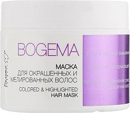 Духи, Парфюмерия, косметика Маска для окрашенных волос - Белита-М Bogema