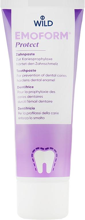 Зубная паста - Dr. Wild Emoform Protect