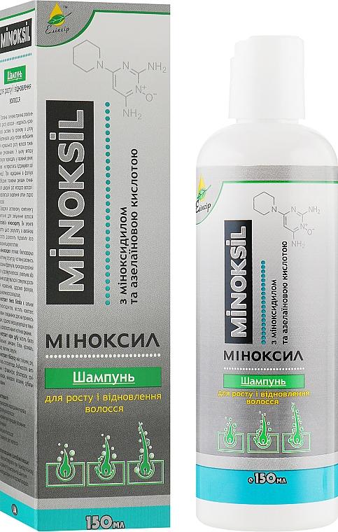 """Шампунь для роста волос """"Minoksil"""" - Эликсир"""