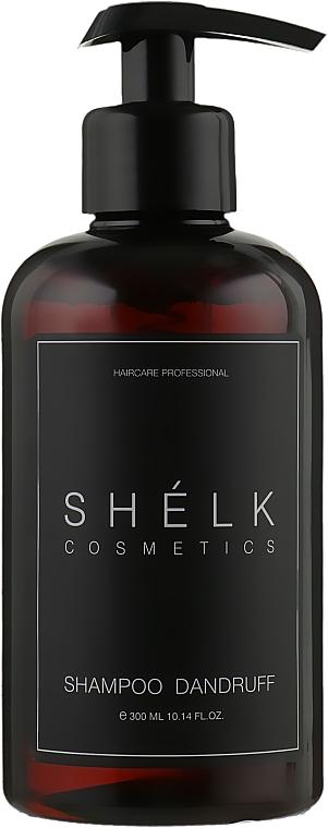 Шампунь от перхоти (дерматологический) - Shelk Cosmetics Shampoo Dandruff
