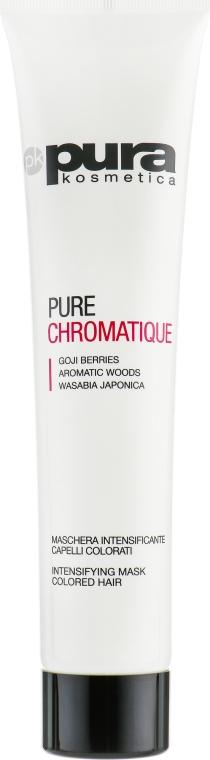 Маска для окрашенных волос - Pura Kosmetica Chromatique Color