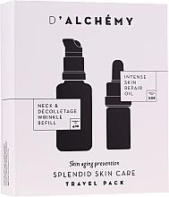 Духи, Парфюмерия, косметика Набор - D'Alchemy Travel Pack (f/oil/5ml + fluid/20ml)