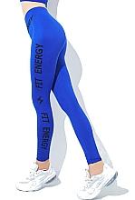 "Духи, Парфюмерия, косметика Леггинсы для женщин ""Fit Energy"", bright blue - Giulia"