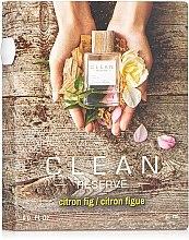 Духи, Парфюмерия, косметика Clean Reserve Citron Fig - Парфюмированная вода (пробник)