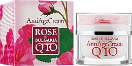 Духи, Парфюмерия, косметика Крем против морщин - BioFresh Rose of Bulgaria Day Cream Q10