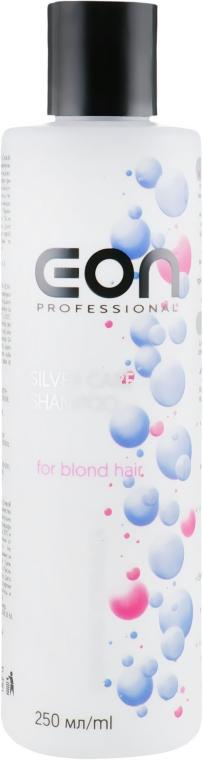 Шампунь для светлых волос - EON Professional Silver Care Shampoo