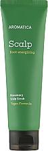Духи, Парфюмерия, косметика Скраб для кожи головы с розмарином - Aromatica Rosemary Scalp Scrub