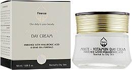 Духи, Парфюмерия, косметика Мультивитаминный увлажняющий дневной крем - Finesse Multivitamin Day Cream
