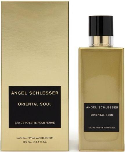 Angel Schlesser Oriental Soul Pour Femme - Туалетная вода