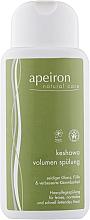 Духи, Парфюмерия, косметика Кондиционер для объема волос - Apeiron Keshawa Volume Conditioner