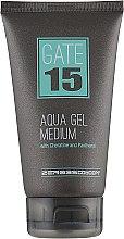 Духи, Парфюмерия, косметика Аква гель средней фиксации - Emmebi Italia Gate 15 Aqua Gel Medium