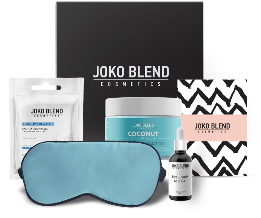 "Набор ""Ультра-увлажнение"" - Joko Blend Hydra Care (gel/20ml + scr/200g + mask/20g + accessories)"