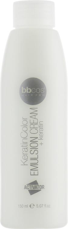 Крем-эмульсия 1.5% - BBcos Keratin Color Emulsion Cream