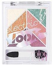Духи, Парфюмерия, косметика Палитра теней для век - Avon Color Trend Electric Look