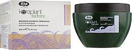 Духи, Парфюмерия, косметика Маска питательная для восстановления волос - Lisap Keraplant Nature Nutri Repair Mask