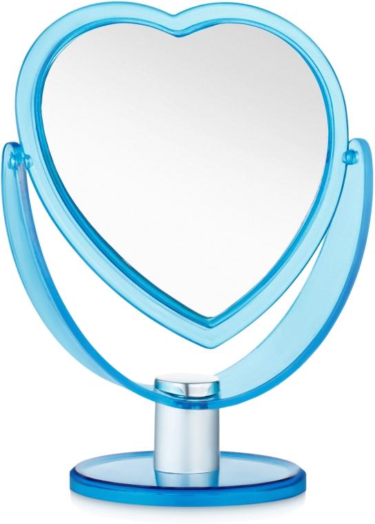 Зеркало косметическое двухстороннее, MA006, маленькое - Элита