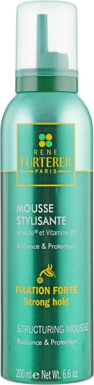 Мусс для стилизации прически сильной фиксации - Rene Furterer Structuring Mousse Strong Hold