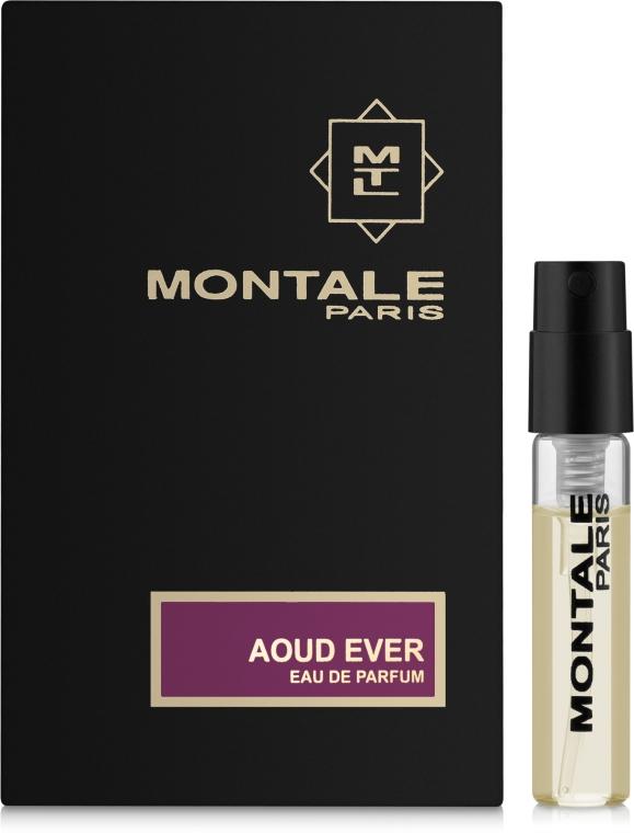 Montale Aoud Ever - Парфюмированная вода (пробник)
