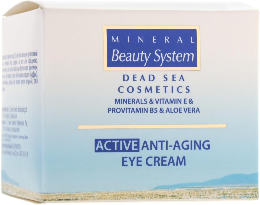 Антивозрастной крем для век Актив - Mineral Beauty System Active Anti-Aging Eye Cream
