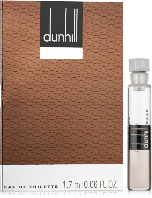 Alfred Dunhill Brown - Туалетная вода (пробник)