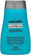 Духи, Парфюмерия, косметика Кондиционер для волос с кератином - Nutrafix Conditioner With Keratin