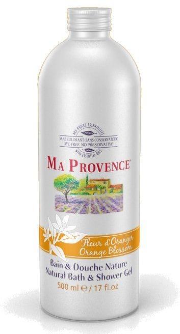"Гель для душа и ванны ""Апельсин"" - Ma Provence Bath & Shower Gel Orange"