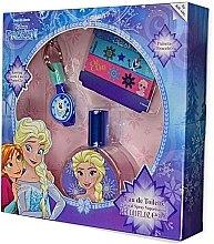 Духи, Парфюмерия, косметика Air-Val International Disney Frozen - Набор (edt/30ml + key/ring + 2/bracelets)
