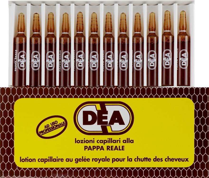 """Лосьон для волос """"Натуральное маточное молочко"""" - Black Professional Line Dea Royal Jelly Hair Ampoules"""