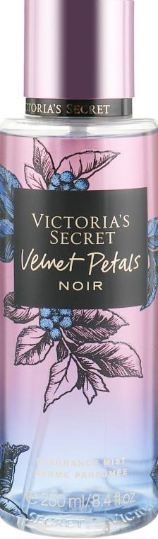 Парфюмированный спрей для тела - Victoria's Secret Velvet Petals Noir Fragrance Body Mist