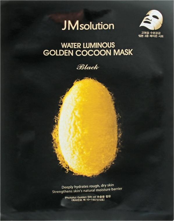 Маска тканевая - JMsolution Water Luminous Golden Cocoon Mask
