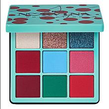 Духи, Парфюмерия, косметика Мини-палетка теней - Anastasia Beverly Hills Mini Norvina Pro Pigment Palette Eyeshadow Vol. 3